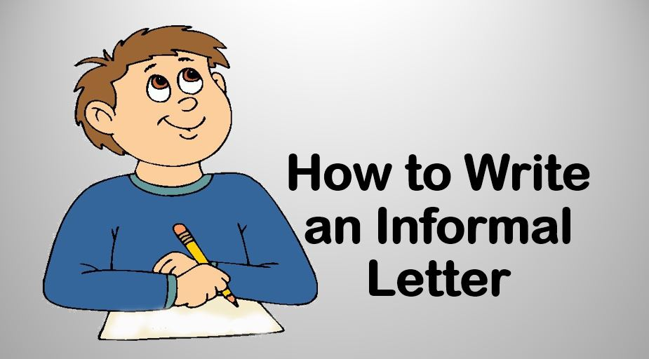 How to write an informal letter or friendly letter or personal the cambridge dictionary defines a letter as a written message from one person to another usually put in an envelope and send by post altavistaventures Images