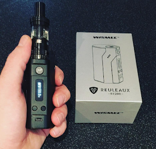Reasons for you to buy Reuleaux RX200S