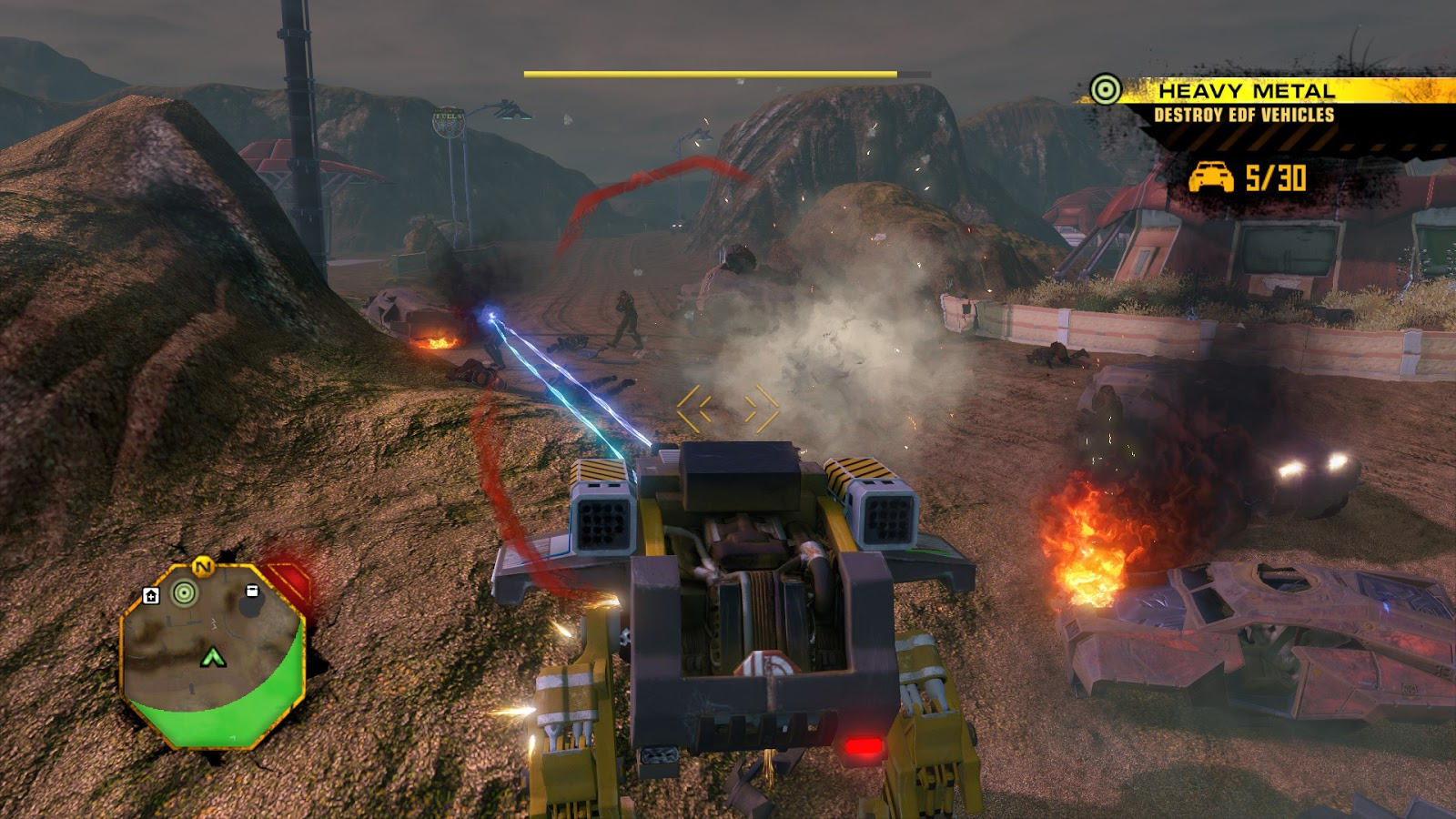 Red Faction - GameSpot