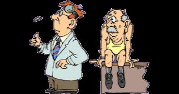 Ανέκδοτο: O γιατρός και ο γύφτος...