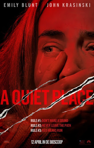 A Quiet Place (BRRip 720p Dual Latino / Ingles) (2018)