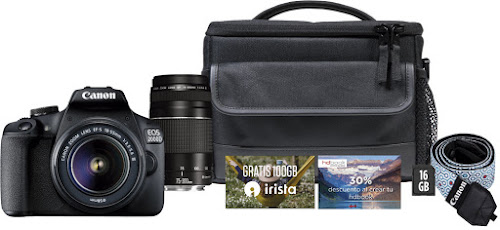 Canon EOS 2000D (kit)