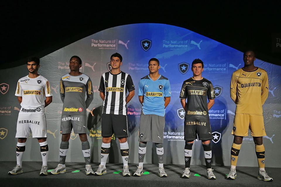 d2d8c2a152a66 Conteúdo Botafoguense  Camisas do Botafogo - 2013 14