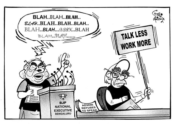 sudhir-tailang-cartoon-advani