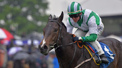 Santry wins Brocklesby Stakes
