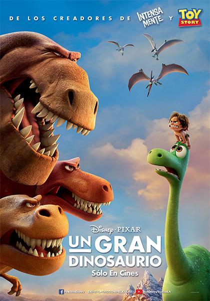 Un Gran Dinosaurio, Disney