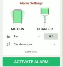 Cara Pasang Smart Alarm Anti Maling di Android