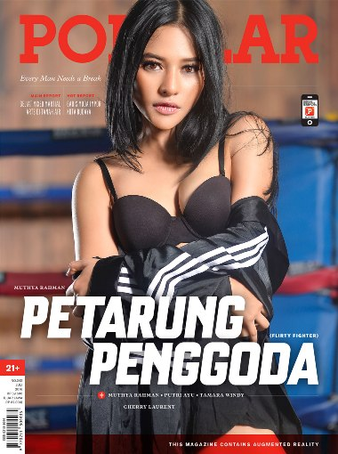 Download Majalah POPULAR Indonesia No.342 Juli 2016 Muthya Rahman, Cherryl Laurent, Putri Ayu & Tamara Windy | www.insight-zone.com