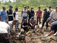 Allahuakbar! Hilang saat Tsunami Aceh 2004, Jasad Brimob Depok Baru Ditemukan