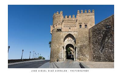 Puerta del Sol en Toledo