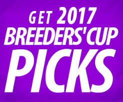 2017 Breeders' Cup Picks