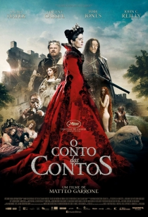 O Conto dos Contos BDRip Dual Áudio + Torrent 720p e 1080p Download