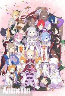 Re:Zero kara Hajimeru Isekai Seikatsu Special -  2016 Poster