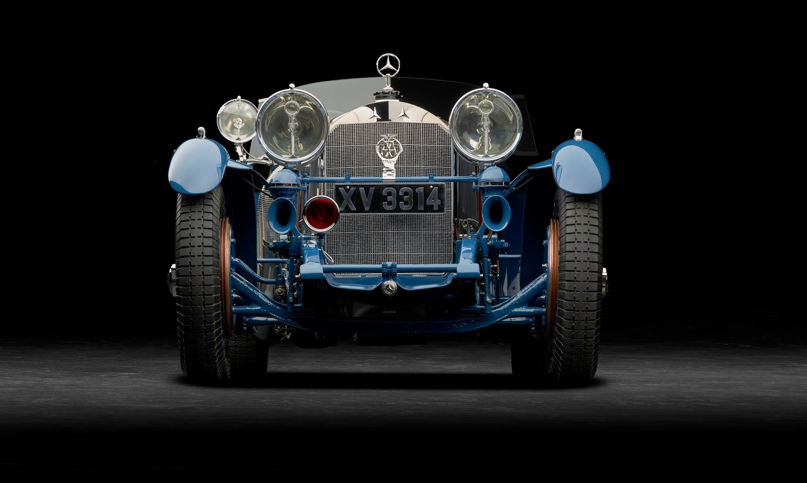 1929 Mercedes Benz S Barker