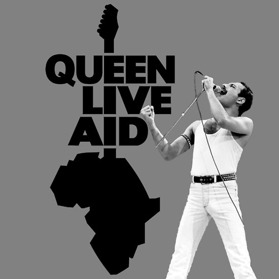 Queen - Live Aid (Video)