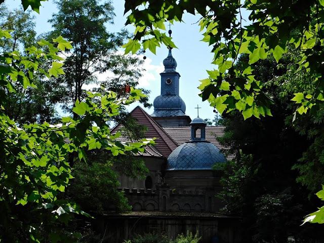 kościół, gościeszyn, święty, stanisław, wolsztyn