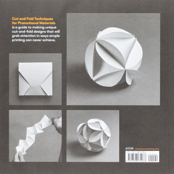Cut and Fold Techniques for Promotional Materials, Revised Edition, back cover