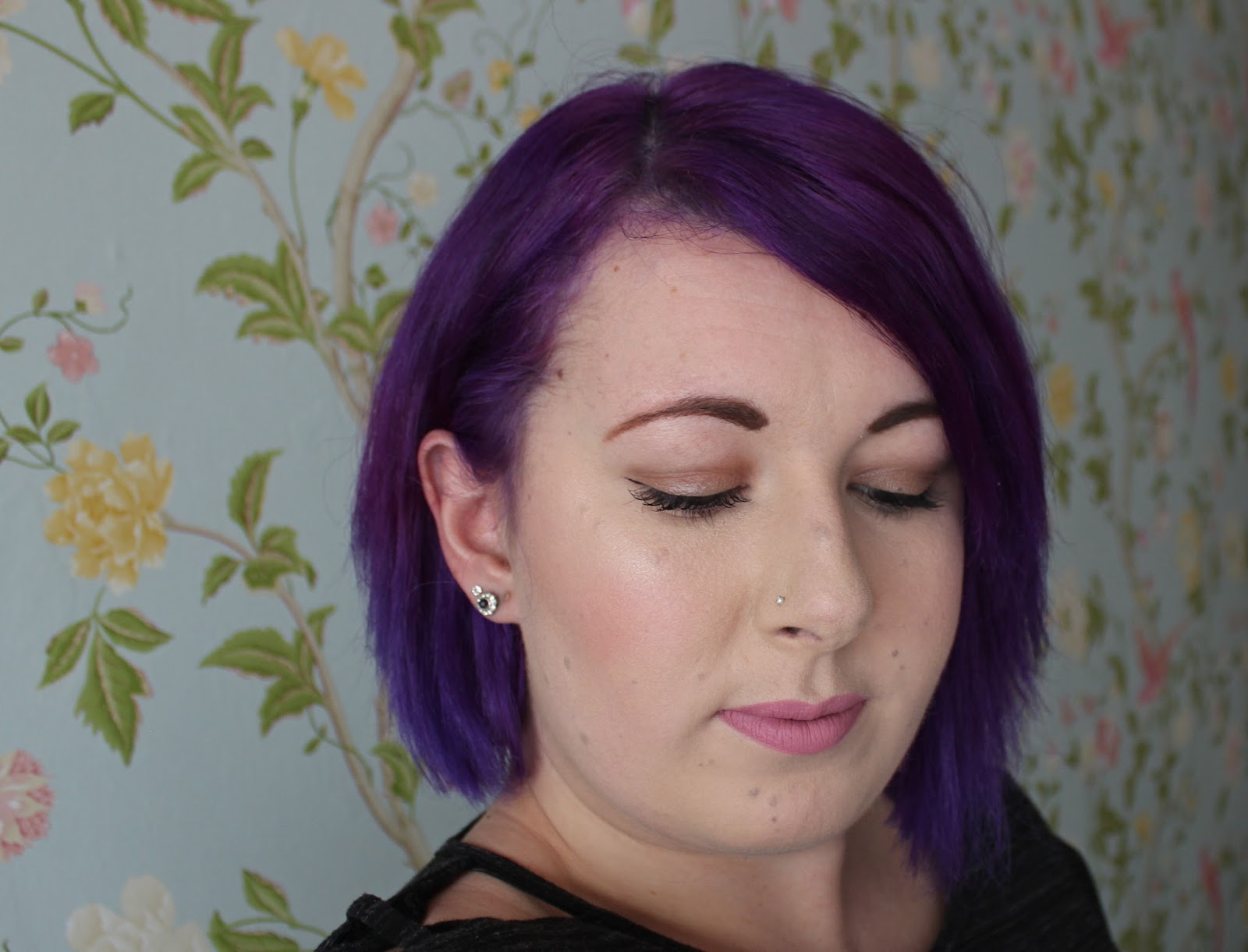 mac pink plaid lipstick review