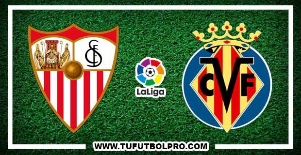 Ver Sevilla vs Villarreal EN VIVO Por Internet Hoy 5 de Febrero 2017