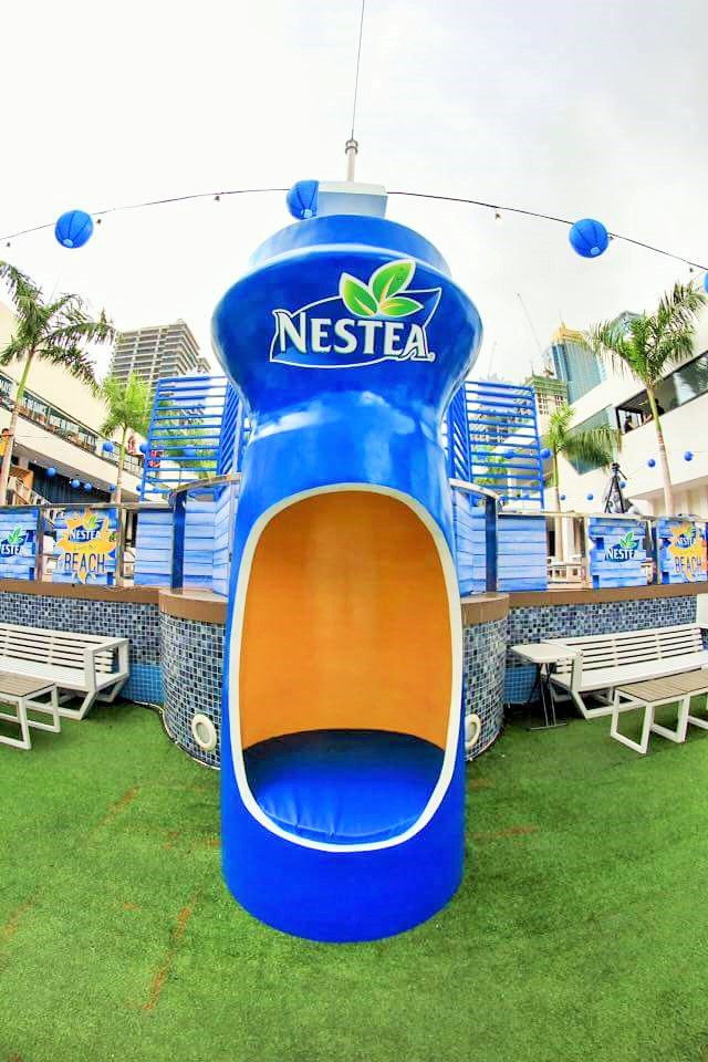 estea Chillax, bloggers event, Nestea Philippines, Palace Pool Club Manila