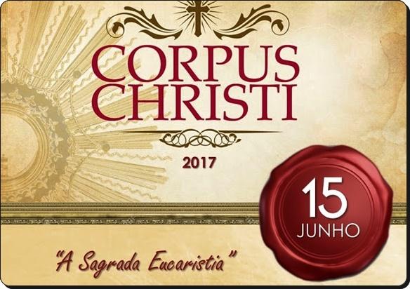 CATEQUESE DO BISPO, PROCISSÕES E MISSAS SÃO PARTE DA PROGRAMAÇÃO DE CORPUS CHRISTI NA DIOCESE