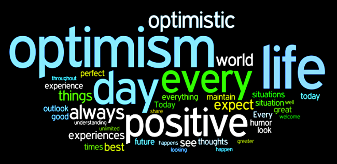 Learn To Stay Optimistic In Life