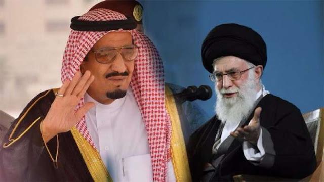 الملك سلمان يصرح بأن إيران هى أساس الإرهاب العالمى