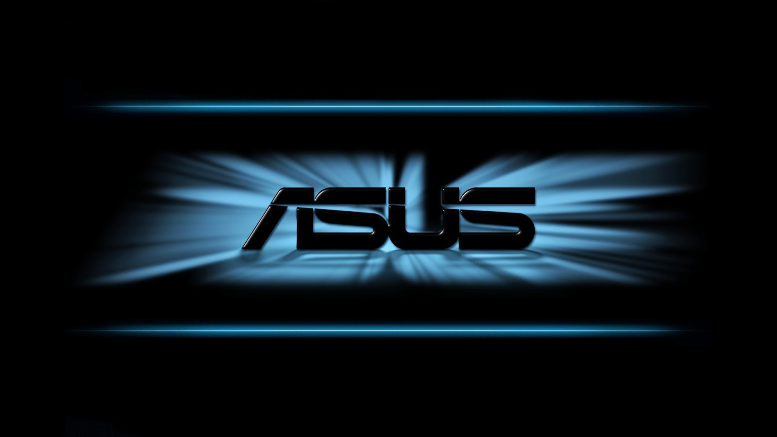 Asus Logo HD Wallpaper Background
