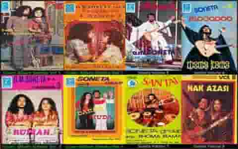 Download kumpulan lagu Soneta Vol 1 - 16 full album RAR dan Mp3
