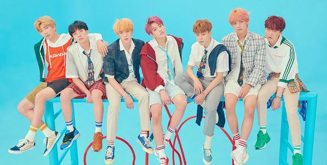 Ảnh bìa (cover) Facebook nhóm BTS