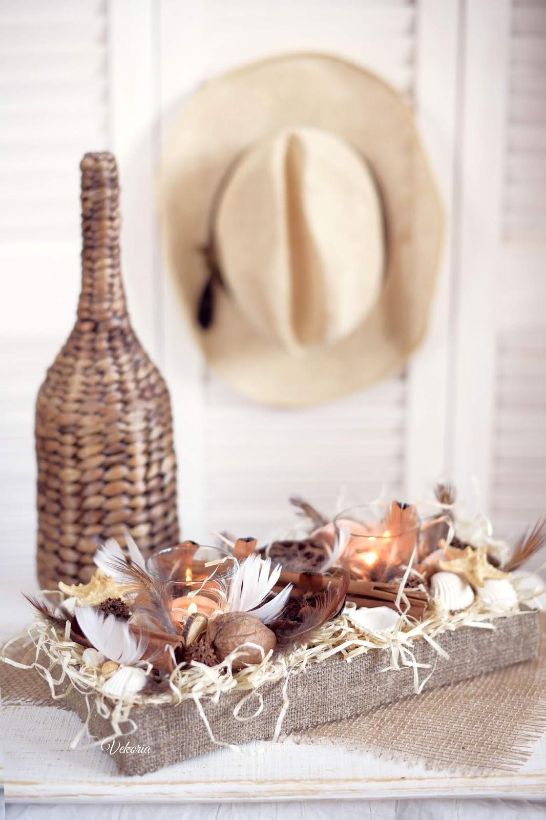 arrangement natural materials buy \ композиция натуральные материалы купить