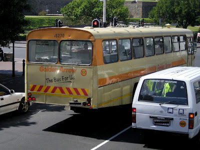traffic, Cape Town, South Africa