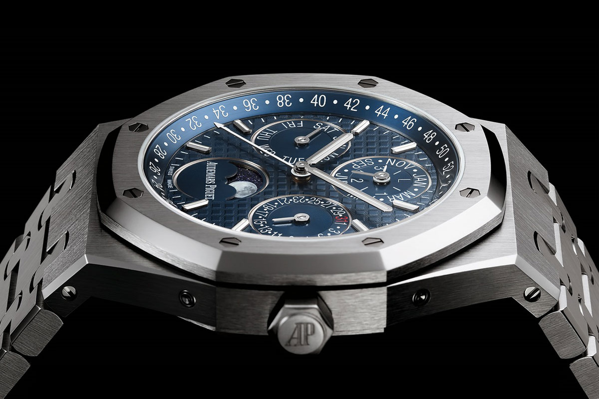 audemars piguet royal oak perpetual calendar ref 26574 time and watches the watch blog