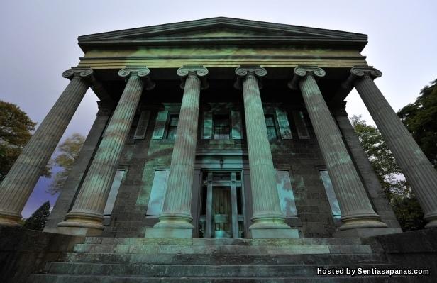 The Baker Mansion