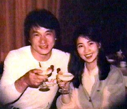 jackie chan and his family - photo #6
