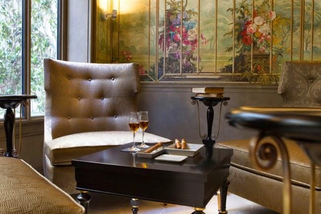 La reserve paris decoracion salon cocktail