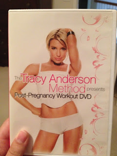 the tracy anderson technique gifts blog post pregnancy exercise session dvd