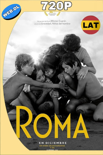 ROMA (2018) WEB-DL 720P LATINO MKV
