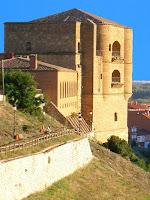 Torre del Caracol; Benavente; Zamora; Castilla y León; Vía de la Plata