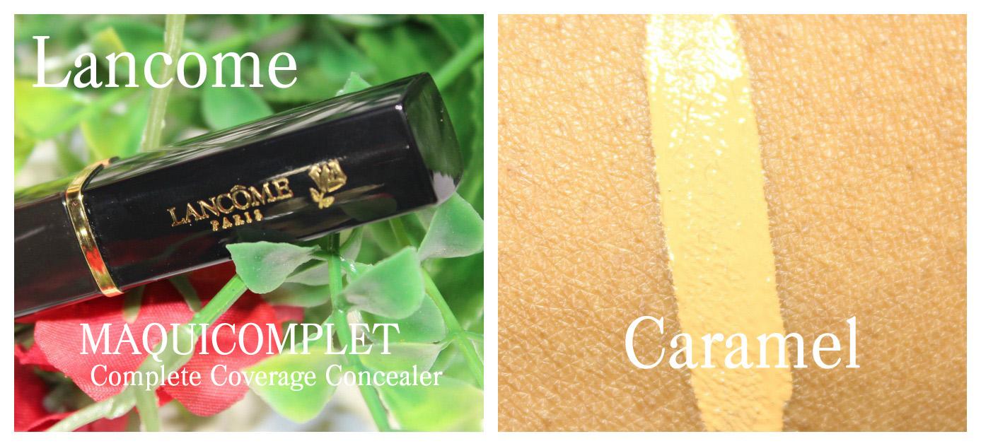Lancome Concealer in Caramel