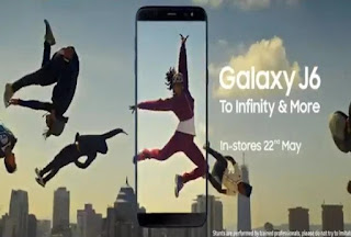 Samsung Galaxy J6 Set To Launch In India On May 21