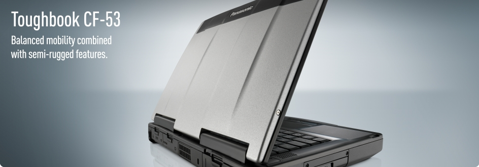 The Screen Is Of 14 Inches And It Hd High Definition Toughbook Battery Also Tough Can Work Till 10 Hours