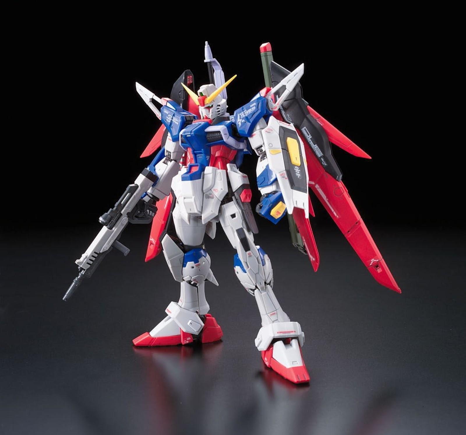 DeToyz Shop: RG ZGMF-X42S Destiny Gundam