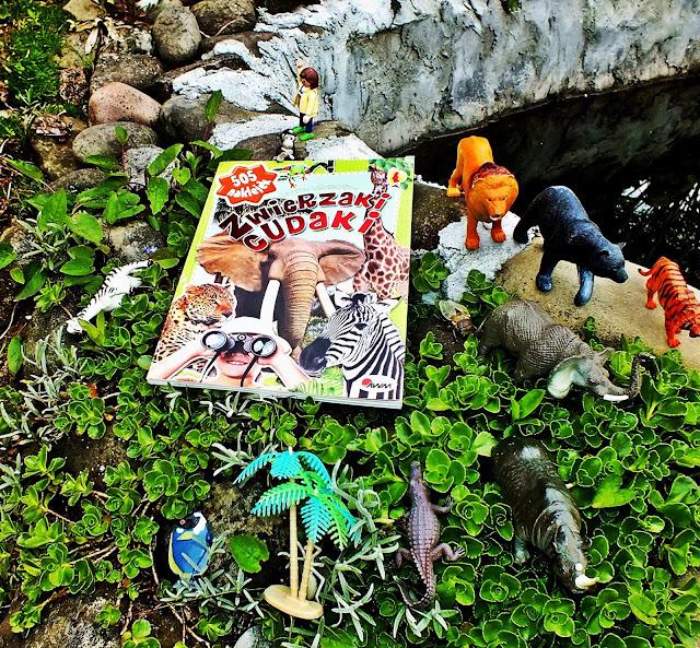 Zwierzaki cudaki - dzikie zwierzęta