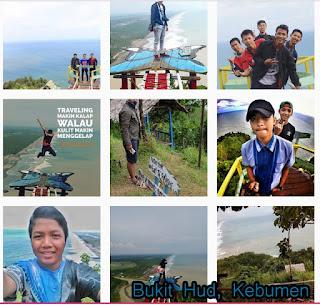 lokasi bukit hud karangbolong