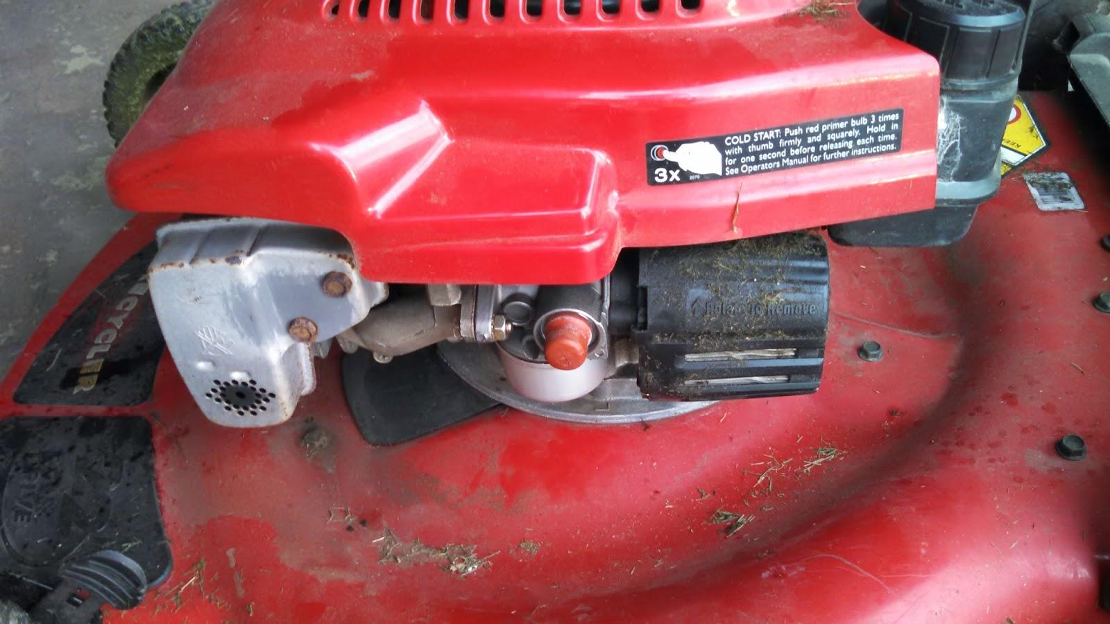 Lawn Mower (Toro) Small Engine Help Needed | Adventure Rider