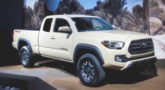 2016 Toyota Tacoma Release And Price