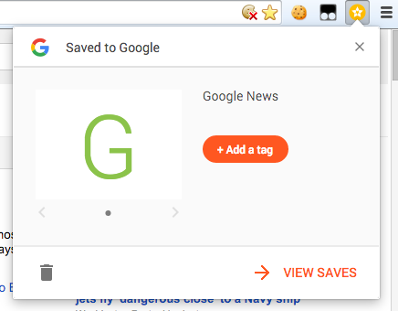Save to Google