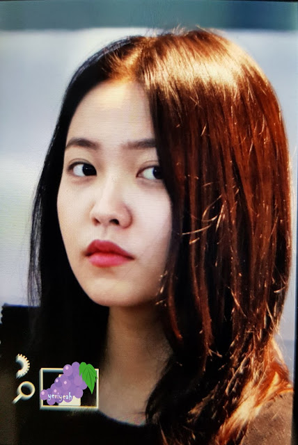 Yeri Without Makeup
