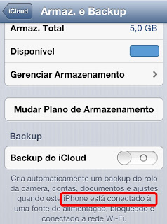 crase errada no iphone
